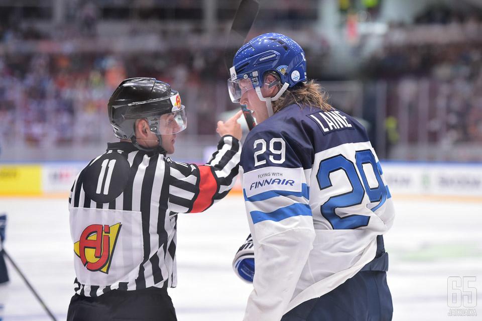 Patrik Laine halusi tänä vuonna ennemmin toipua kauden rasituksista kuin lähteä MM-kisoihin.