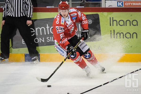 Mika Halava ihastuttaa taas Vaasassa.