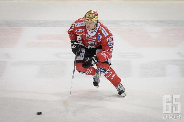 Pekkala saapui Sportiin täksi kaudeksi.