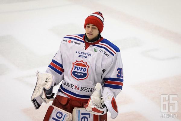 Tomas Kral siirtyi TUTOon tammikuussa.