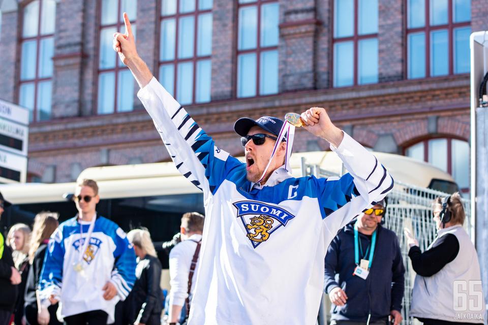 Vuosi 2019 oli menestys sekä Jatkoajalle että suomalaiselle jääkiekolle.