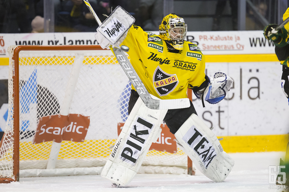 Torjuuko Godla Slovakian kahdeksan parhaan joukkoon?