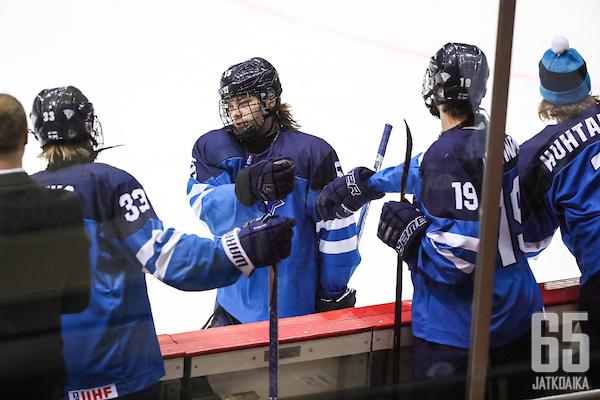 Nuori-Suomi oli aikanaan paljon parjattu aihe jääkiekkokeskusteluissa.