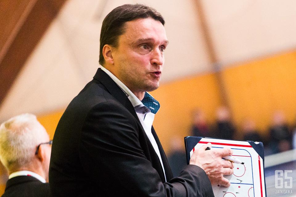 Jari Laukkasen miehistö vahvistuu uudella pelaajalla.