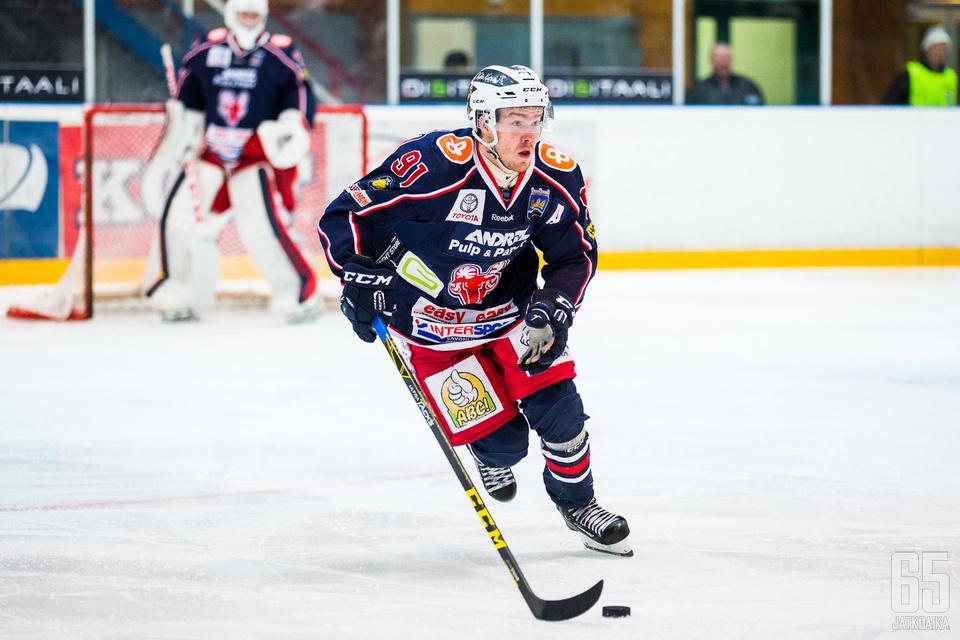 Forsström kipparoi SaPKoa tulevalla kaudella.
