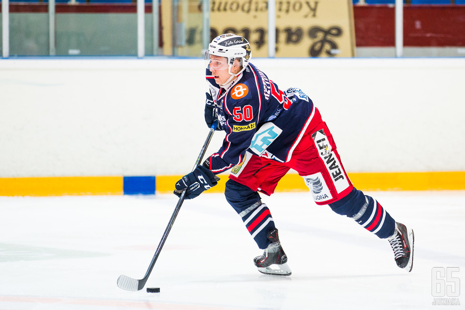Kettukangas luutii ensi kaudella Espoossa.