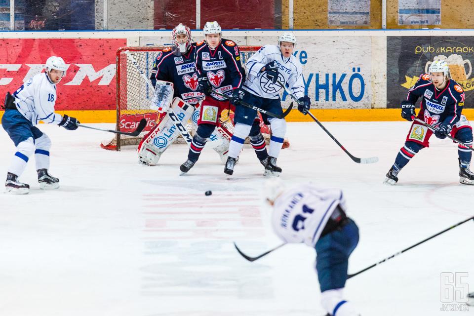 SaPKo ja Espoo United ottavat yhteen ensimmäistä kertaa keskiviikkona.
