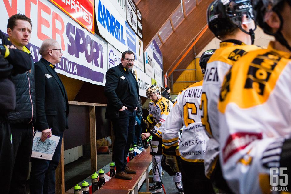 IPK:n Janne Sinkkonen tuohtui kollegansa väitteistä.
