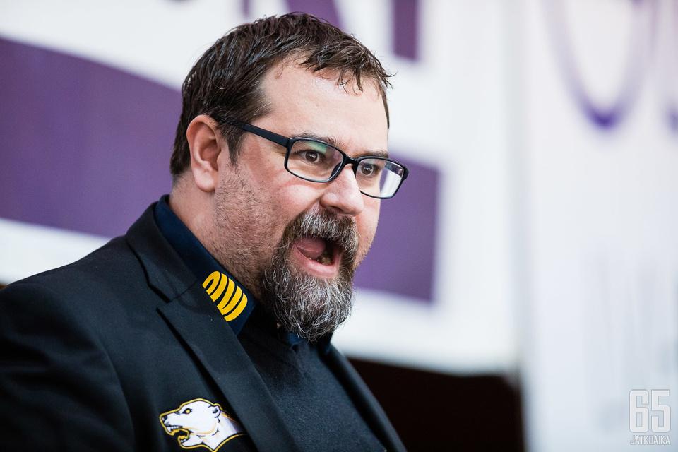 Janne Sinkkoselle voitto Heinolasta oli sangen makoisa.
