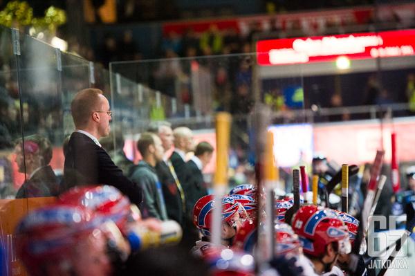 HIFK:n riveihin liittyy uusi mies Pohjois-Amerikasta.