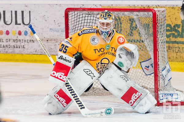 Vehanen pelasi Lukossa viimeksi kaudella 2012−13.
