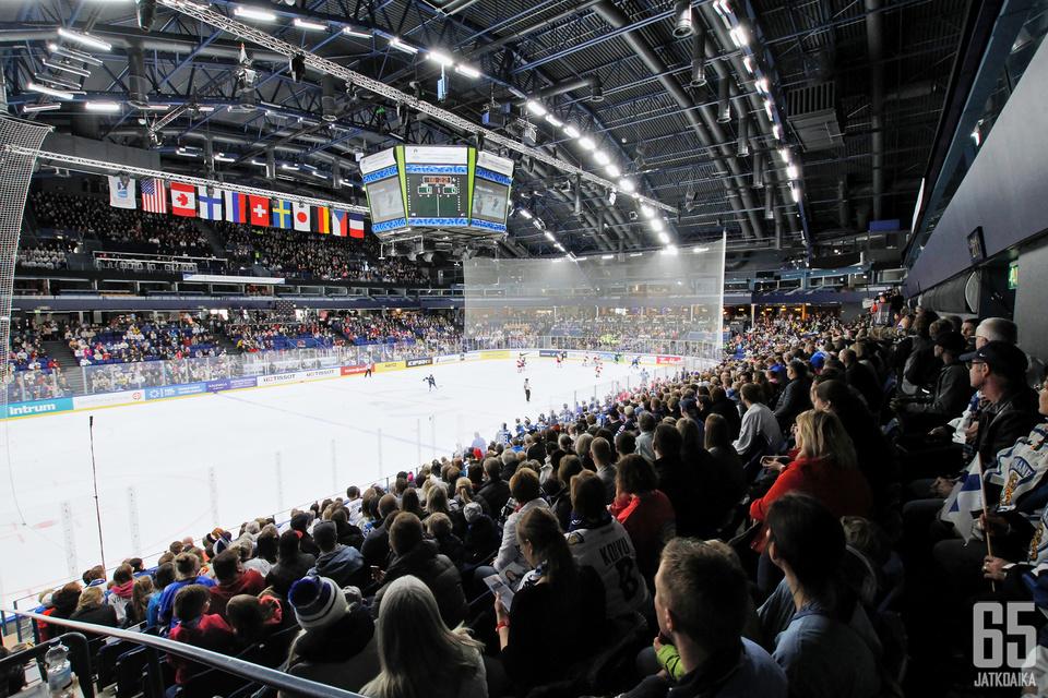 Kiekko-Espoo pelaa kaupungin suurimmalla areenalla tulevalla kaudella.