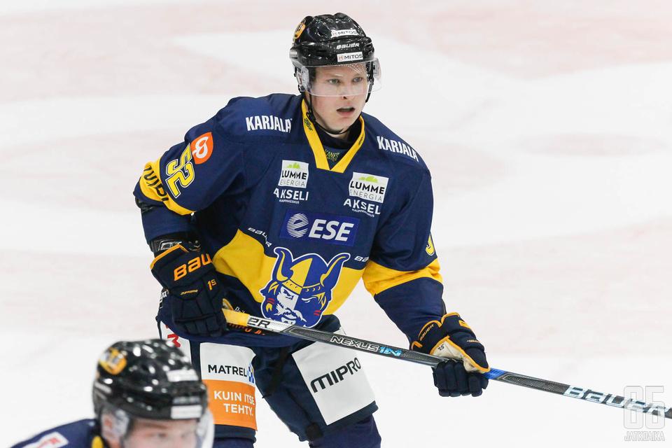 Valtteri Hietanen on selvinnyt koronasta vähillä oireilla.