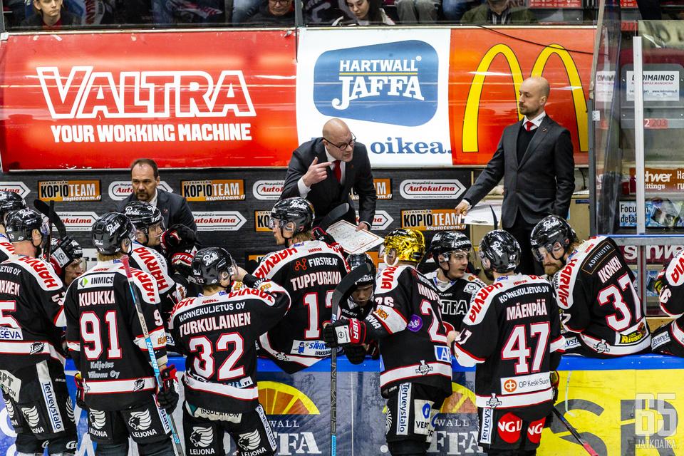 Risto Dufva on löytänyt mieleiset ketjukoostumukset.