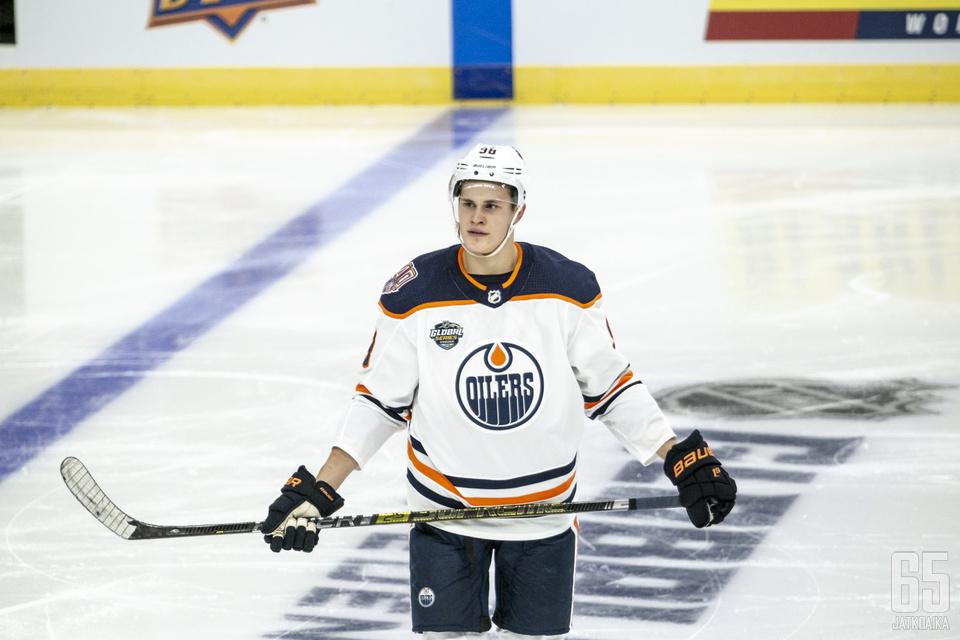 Puljujärvi hakee vauhtia AHL:stä.