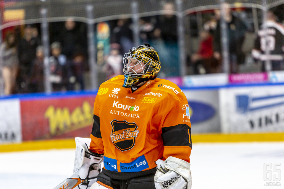 Juha Järvenpää oli KooKoon voiton takuumies.
