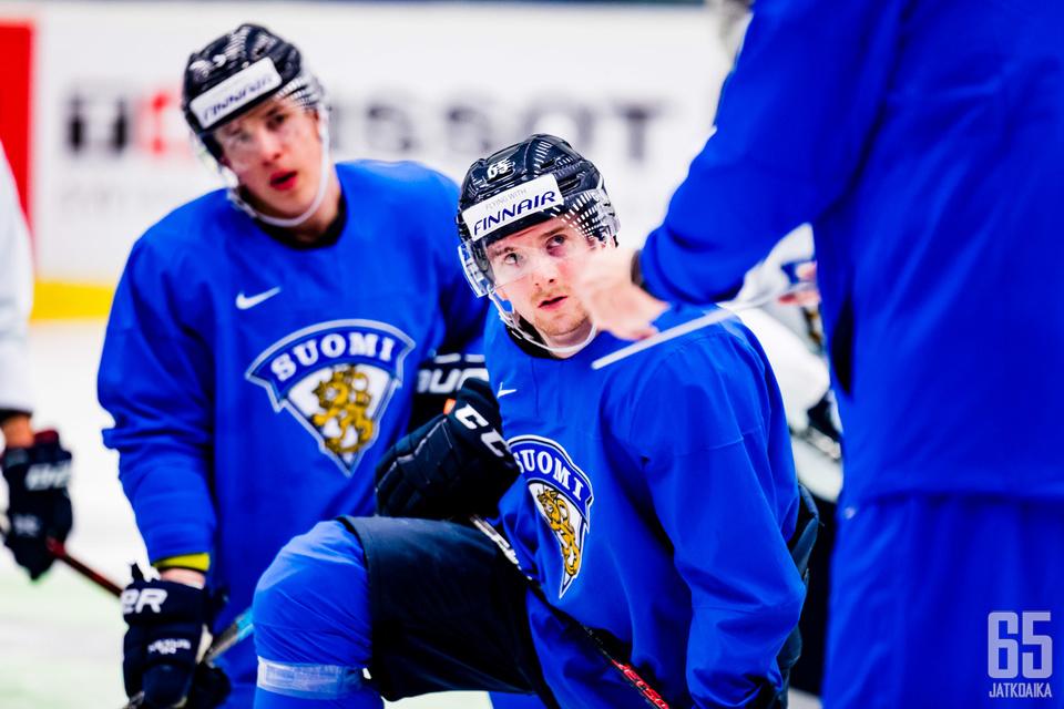 Arttu Ilomäki palaa illalla pelaavaan kokoonpanoon.