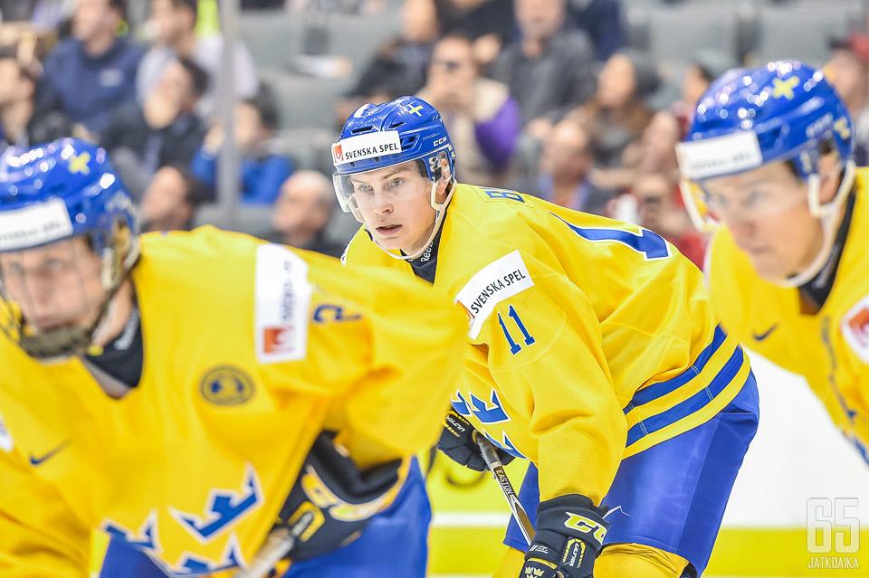 Blidh Ruotsin paidassa.
