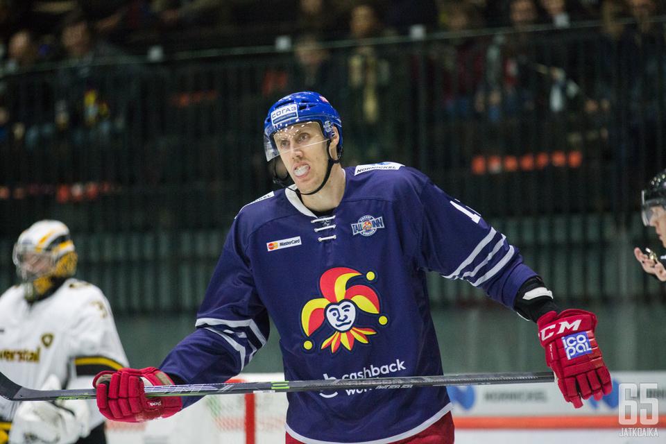 Marko Anttilaa odottaa pitkä sairasloma.