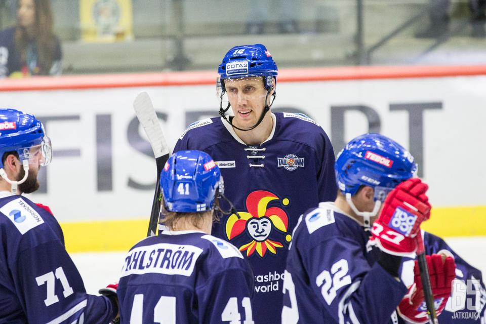 Marko Anttila oli vakuuttunut Tallinnan viikonlopusta ja pelaisi mielellään vastaavassa tapahtumassa uudelleen.