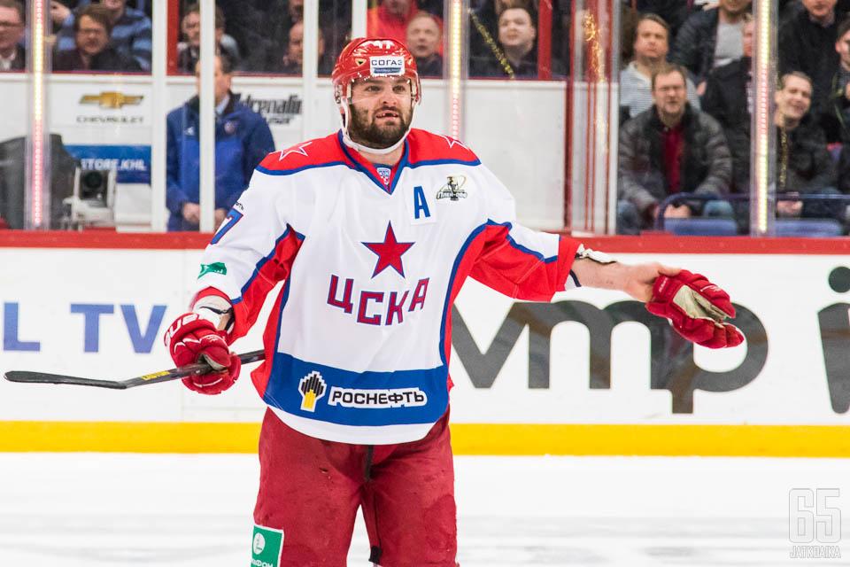 NHL:ään lähtenyt Aleksandr Radulov jätti valtavan aukon hyökkäykseen.