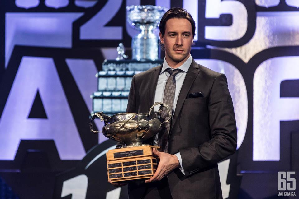 Kokenut Kim Hirschovits on voittanut urallaan muun muassa Liigan pistepörssin kaksi kertaa, viimeksi kaudella 2014-15.