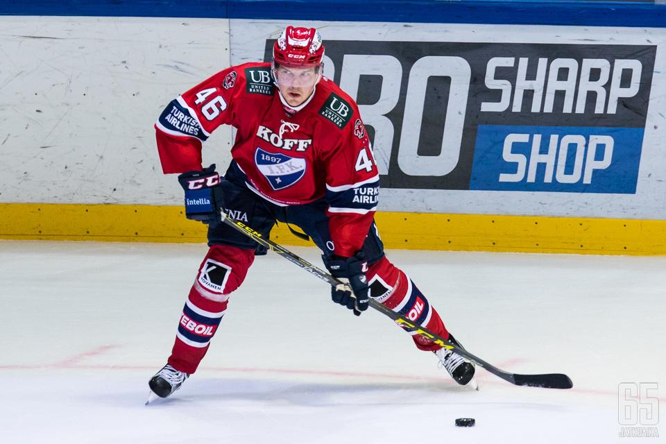Spekulointi Teemu Ramstedtin paluusta HIFK:hon käynnistyi heti miehen vapauduttua Slovan Bratislavasta.