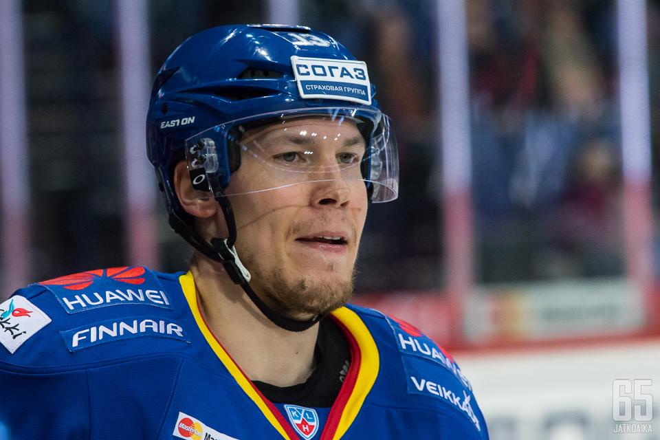 Petteri Wirtanen palaa Suomeen.