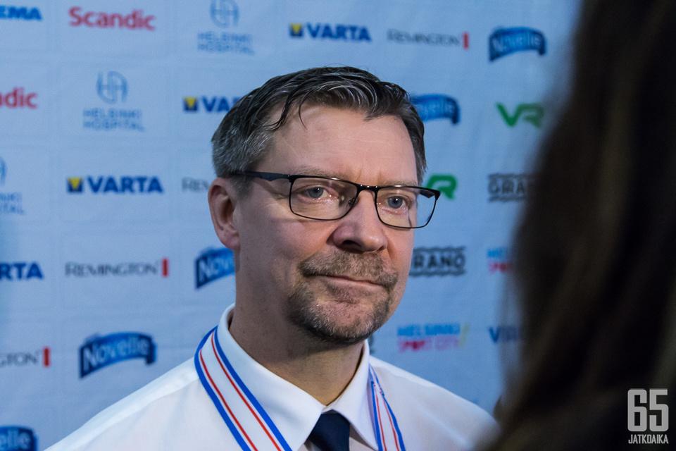 Jukka Jalonen valmeksi viimeksi alle 20-vuotiaiden maajoukkuetta, ja nyt on vuorossa Jokerit.