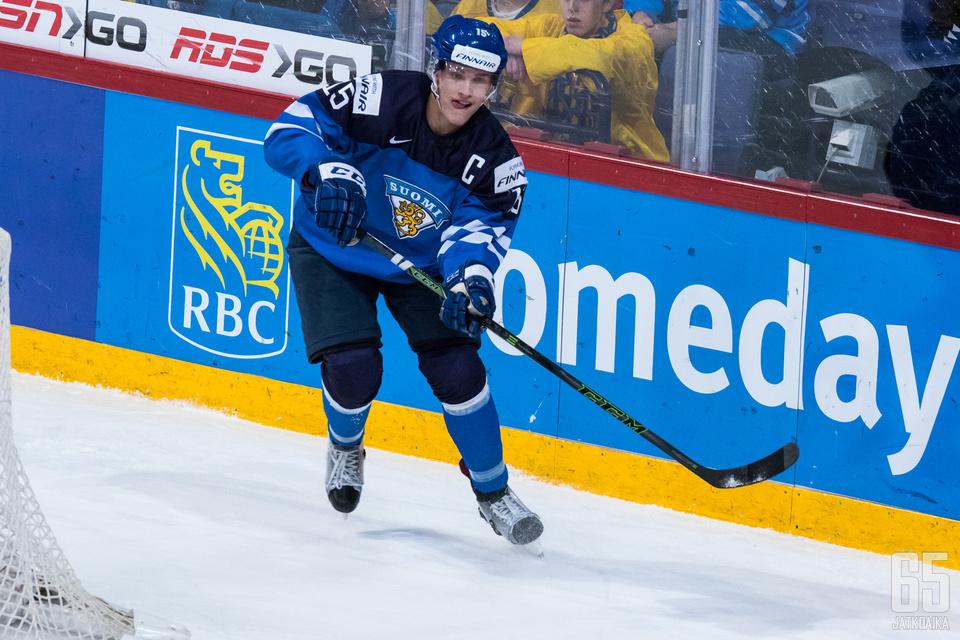 Mikko Rantanen jatkoi siitä mihin MM-kisoissa jäi.