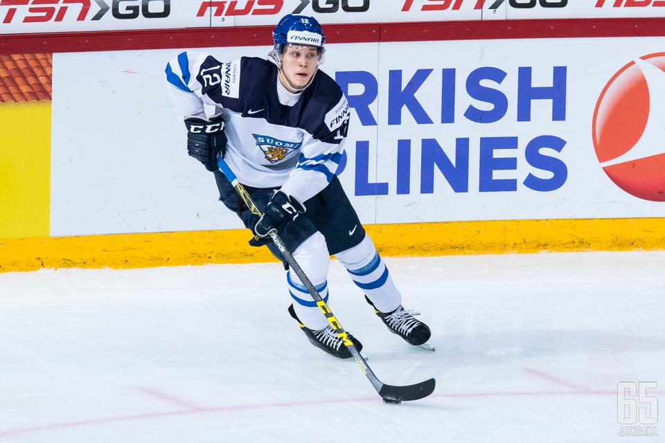 Kasper Björkqvist on nuorten maailmanmestari.