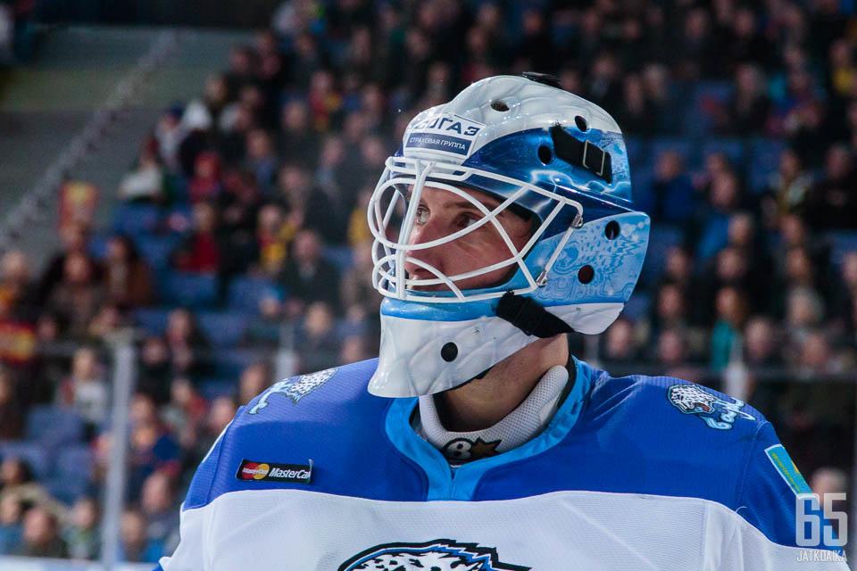 Henrik Karlsson pelasi urallaan myös kaksi vuotta Helsingin Jokereissa.