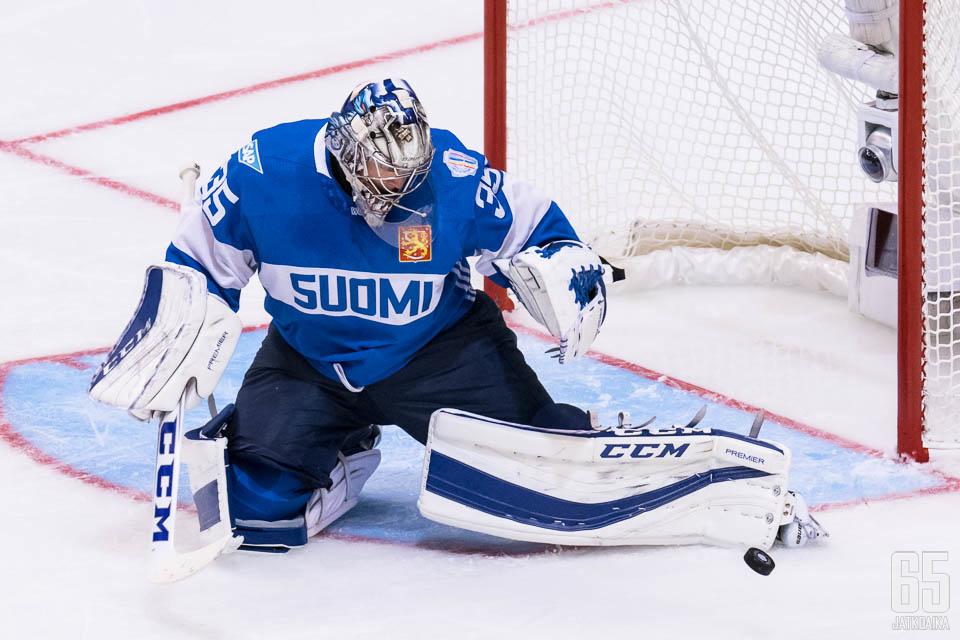 NHL-pelaajia ei nähdä olympialaisissa, mikä tarkoittaa myös sitä, että Pekka Rinne ei pääse edustamaan Suomea olympialaisiin.