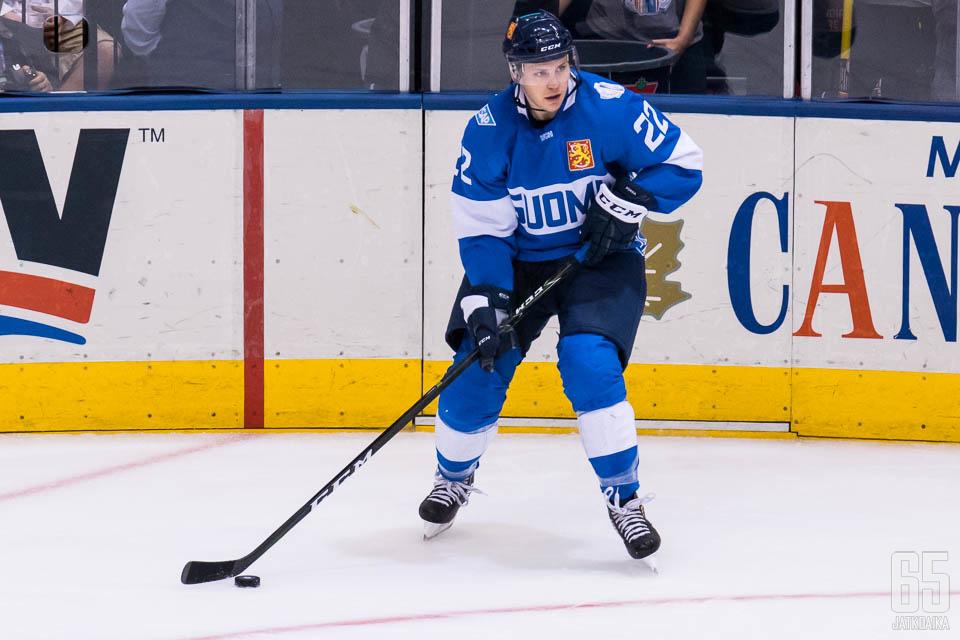 Maajoukkueessakin esiintynyt Ville Pokka vaihtaa maisemaa monen vuoden jälkeen.