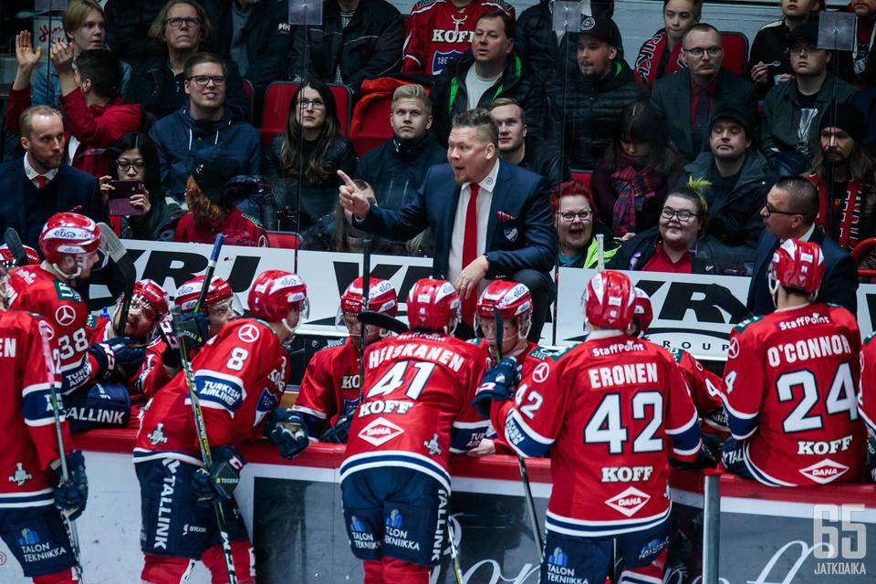 HIFK nappasi nuoren puolustajan Pohjois-Amerikasta.