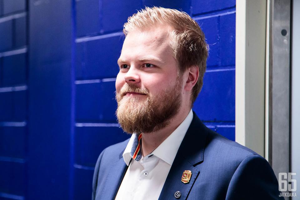 Janne Hietaniemi on Jokereiden kasvatti. Peliura päättyi vuonna 2009.