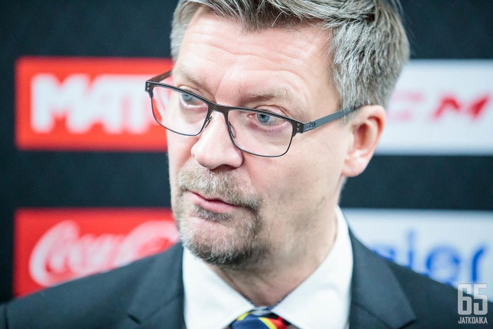 Jukka Jalonen on ollut hämmästynyt viime päivinä.