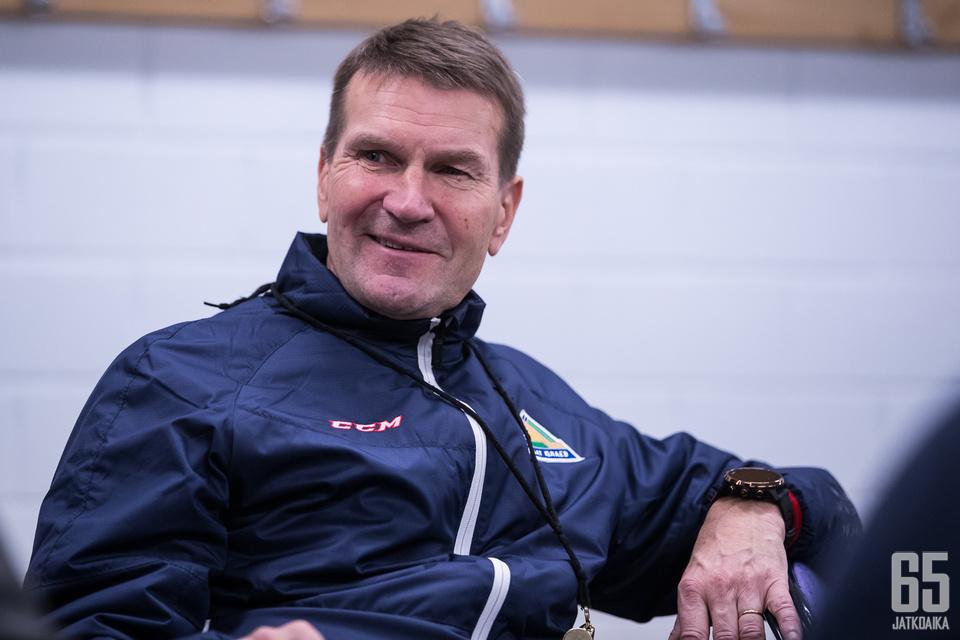 Erkka Westerlundin ja Raimo Summasen yhteistyö maajoukkueessa ei ollut ongelmatonta.