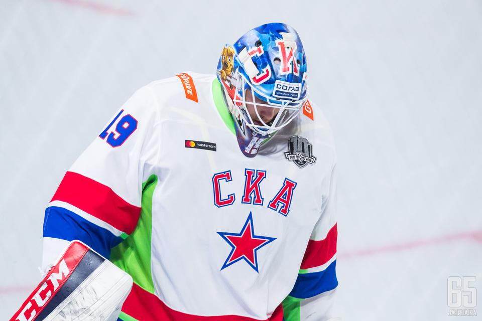Mikko Koskinen on ollut mies paikallaan kahdessa edellisessä pelissä.