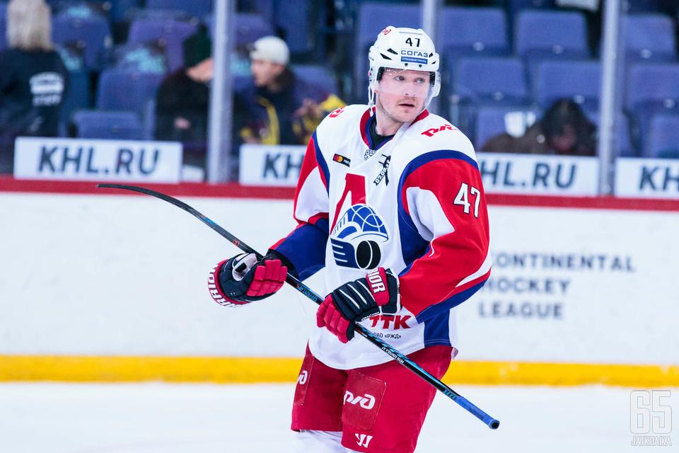 Petri Kontiola auttoi tehoillaan 1+1 Lokomotivin voittoon Jokereista.