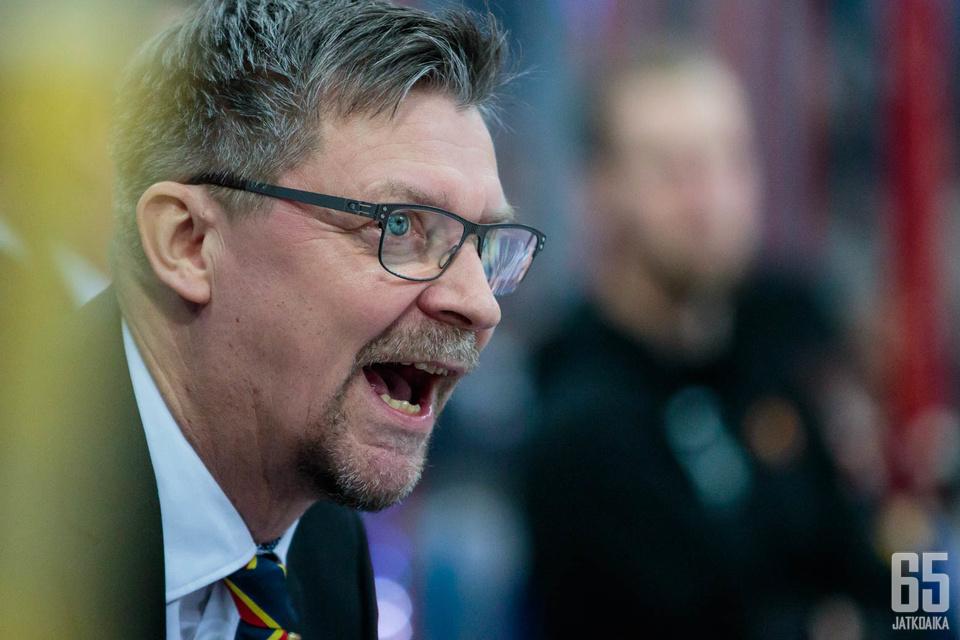 Leijonien kausi alkaa torstaina Helsingin EHT:llä.