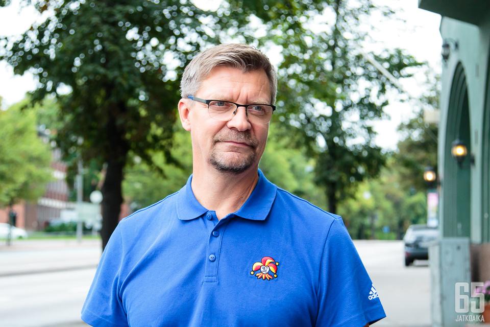 Jukka Jalonen vastaili Jatkoajan lukijoiden kysymyksiin.