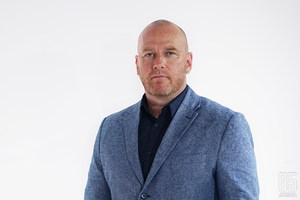 Petteri Sihvonen tulee jatkossa tutuksi myös televisiosta.