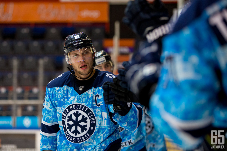 Sibir on Novosibirskin uuden areenan pääkäyttäjä jatkaessaan KHL:ssa.