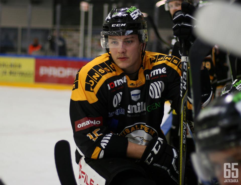 Terrierimäisenä hyökkääjänä tunnettu Valtteri Pihlajamäki loukkaantui keskiviikkon Ketterä-pelissä. Leikkaushoitoa vaativa vamma pitää miehen sivussa useita viikkoja.