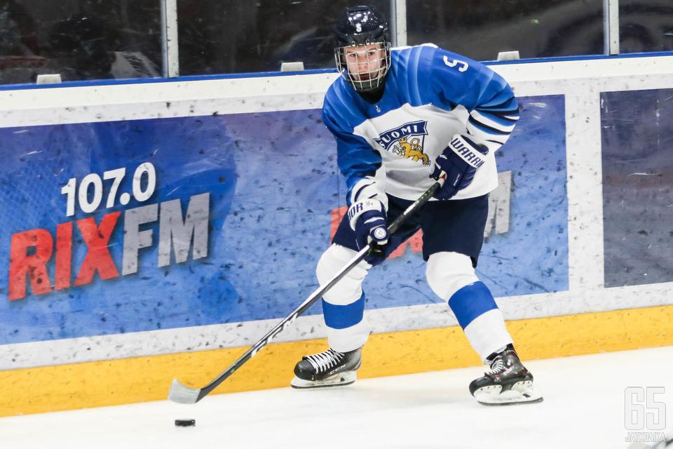 Topi Niemelä on yksi viime kevään MM-kisoissa nähdyistä pelaajista