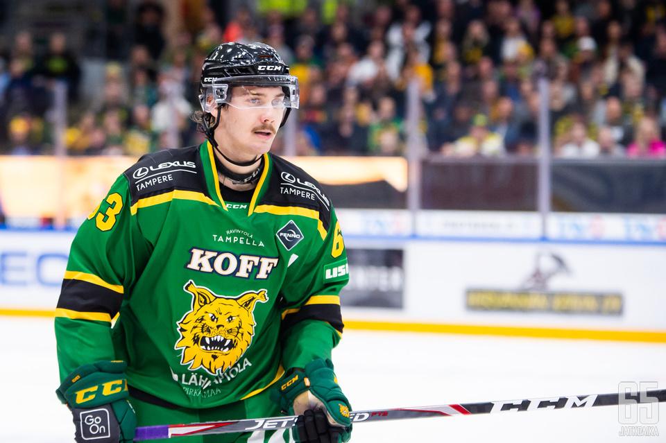Panu Mieho on jatkossakin Ilveksen pelaaja.