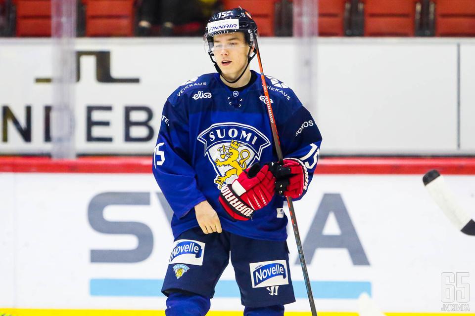 Otto Kivenmäki mielii nuorten MM-kisajoukkueeseen.