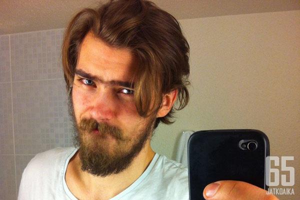 Pudotuspeleissä tarvitaan muun muassa partaa.