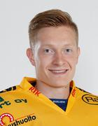 Jere Friberg, #62